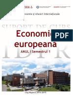 ELR0002 Economie Europeana