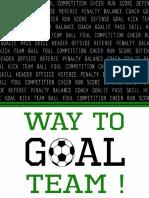 Soccer Printable
