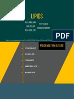 Biomol-03_Lipid_Kelompok 2 (Almond)_[BIOSINTESIS & DETEKSI]