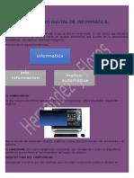 Cuaderno Digital de Informatica