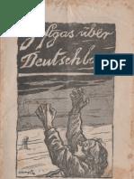 Giftgas über Deutschland - Antikriegsschrift