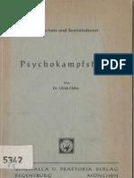 Psychokampfstoffe - Ulrich Helm
