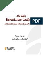 axle load