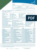 150 Formulario Declaracion de Accidentes Personales Pacifico