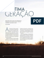 A Ultima Geracao Revista Adventista