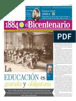 Diario del Bicentenario 1884