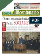Diario del Bicentenario 1898