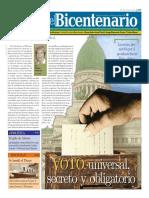Diario del Bicentenario 1912