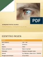 Konjungtivitis alergen