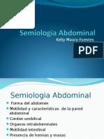 6. Semiologia Abdominal
