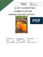 Mermelada de Cocona
