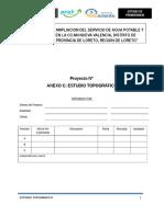 6. Informe Topografico Nueva Valencia