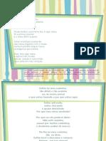 Poemas e Poesias