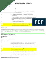 Ava Patologia (Tema3)