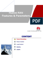 Huawei RAN Feature & Parameter