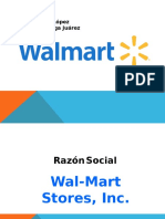 Presentación Walmart