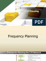 Lte Radio Planning Concept