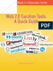 Web 2.0 Curation Tools