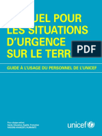 Emergency Field Handbook FR