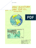 La gran aventura de Juan por el mundo - 4ºB Dedicatoria