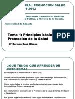 Principios Basicos de La PS2011-12
