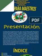 LIBRO PARA MAESTROS Educacion Estetica Listo