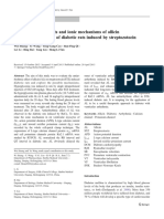 Antiarrhythmic Effects and Ionic Mechanisms of Allicin on Myocardial Injury