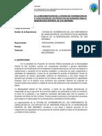 Plan Oficina de Capacitación MDSJ