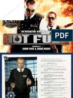 Hotfuzz Screenplay