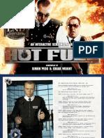 Hotfuzz Screenplay