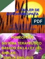 Taller de Agrohomeopatía