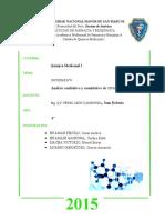 Informe Unido de Cefalexina