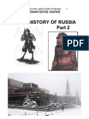 58b2 Brief History Of Russia Part 2 Eg