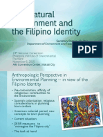 00 Natural Environment the Filipino Identity Leones