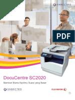 Fuji Xerox Printers DocuCentre SC2020 Brochure_3ef9_2