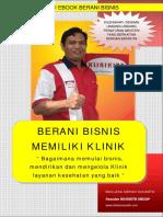 Berani Bisnis Dan Memiliki Klinik (eBook)