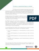 Material de Apoyo Disposiciones Conformacion Copasst