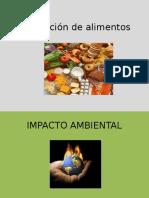 Produccion de Alimentos