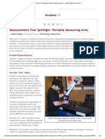 Measurement Tool Spotlight_ Portable Measuring Arms - OASIS Alignment Services
