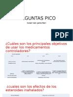 Preguntas Pico