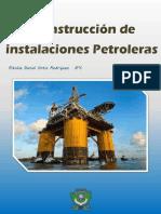 Construcción de Instalaciones Petroleras (Libro de Apoyo)