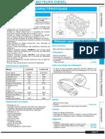 PSA 1,4 HDI 8V / 1,4 HDI 16V