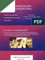 3 Comunicación organizacional