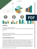 IFE & EFE Matrix Explained _ Strategic Management Insight