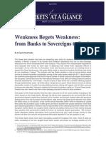 Weakness Begets Weakness