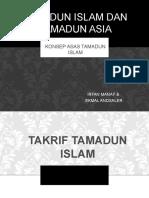 Tamadun Islam Dan Tamadun Asia Bab 2