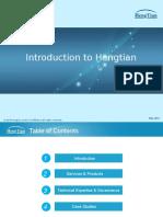 Introduction to Hengtian 2015 En
