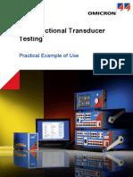Example Transducer MultifunctionalTransducer