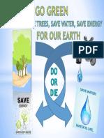 Go Green PDF
