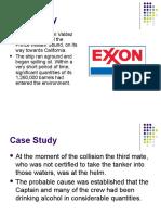 Exxon Crisis
